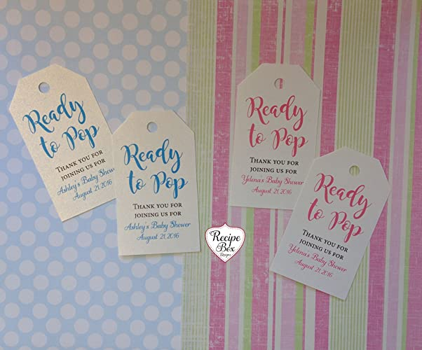 Amazon Ready To Pop Thank You For Joining Us 15 Baby Shower