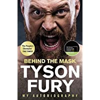Behind the Mask: My Autobiography - shortlisted for the 2020 Sports Biography of the Year