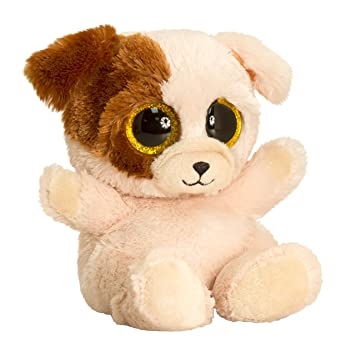 Keel Toys Bulldog de peluche Animotsu, de 15 cm