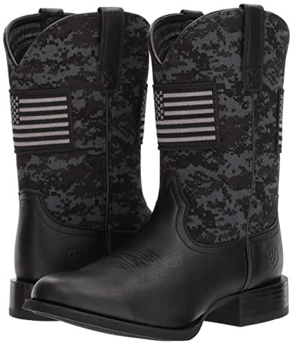 d674cd44e6fa6 Amazon.com | ARIAT Men's Sport Patriot Western Boot | Boots