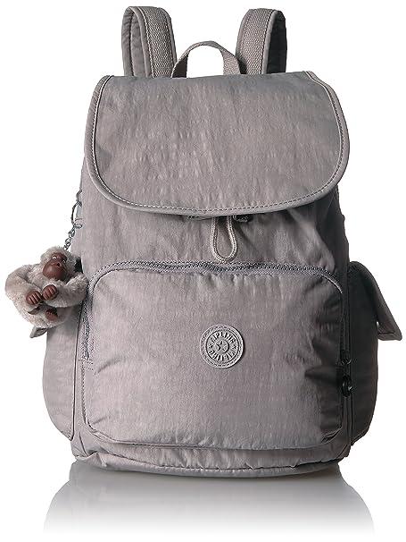 2d1217afaca9 Kipling City Pack Backpack, Slate Grey, One Size: Amazon.ca ...