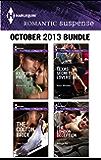 Harlequin Romantic Suspense October 2013 Bundle: Killer's Prey\The Colton Bride\Texas Secrets, Lovers' Lies\The London Deception