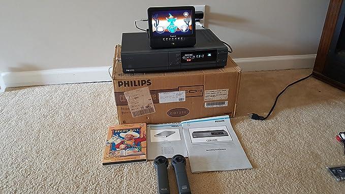 Amazon.com: Philips cdi-220 Interactive Multimedia ...