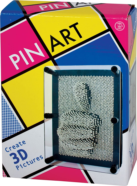 OOTB Pin Art Pinpressions