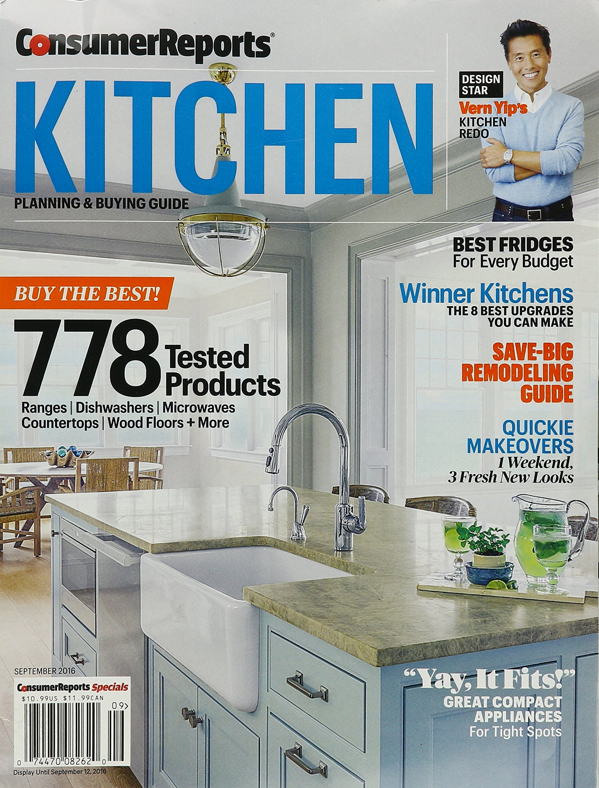 consumer reports kitchen planning and buying guide september 2016 consumer reports kitchen planning and buying guide september 2016 b 9783598593062 amazon com books