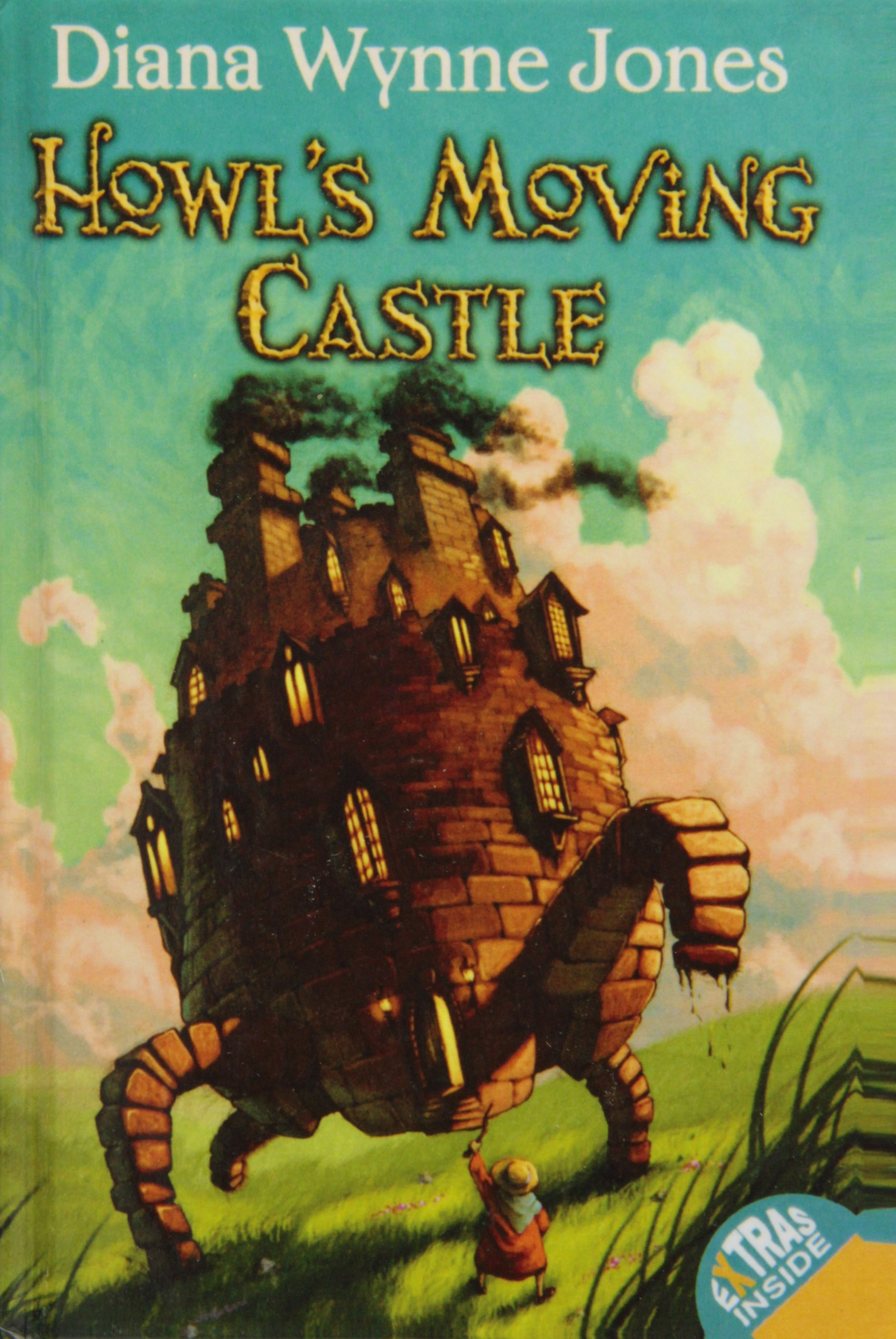 Image result for howl's moving castle diana wynne jones