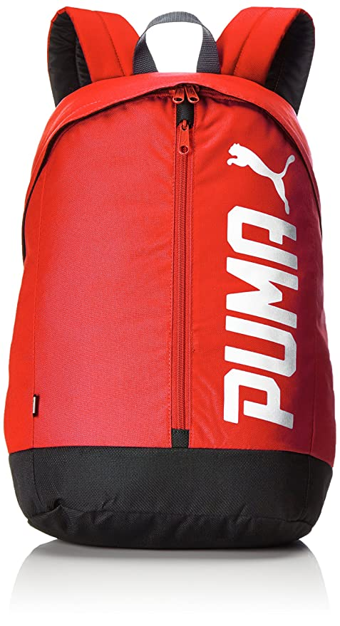 fb341015b11da Puma Pioneer Backpack II Rucksack high Risk red 35 x 50 x 2 cm
