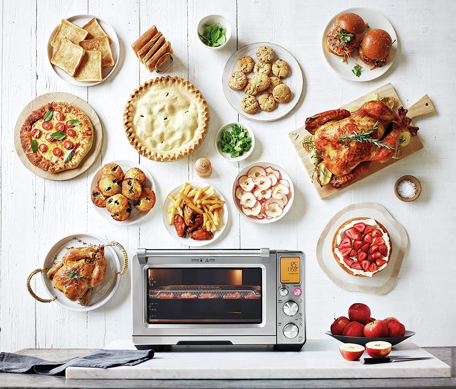 When was the toaster oven invented - Evolution of smart toaster to multi-tasking smart cook
