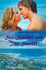 Sex Scandal and the Sheriff (Heroes of Westhorpe Ridge Book 2) Kindle Edition