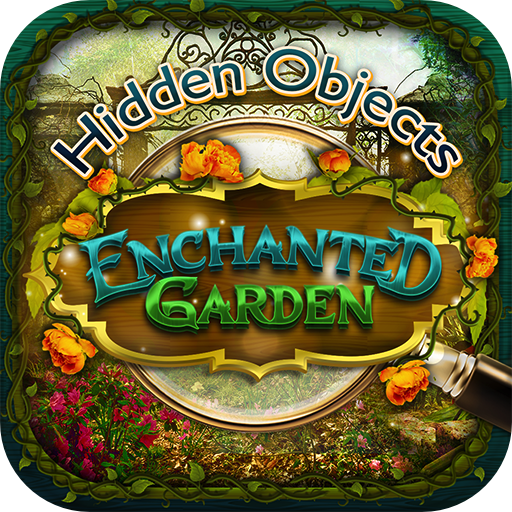 Hidden Objects - Enchanted Secret Garden Passages & Object Time Seek Find Game -