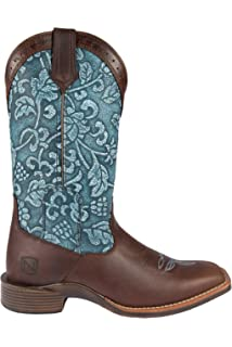 cafadf23648 Amazon.com : Noble Outfitters Western Boots Womens All Around Autumn ...