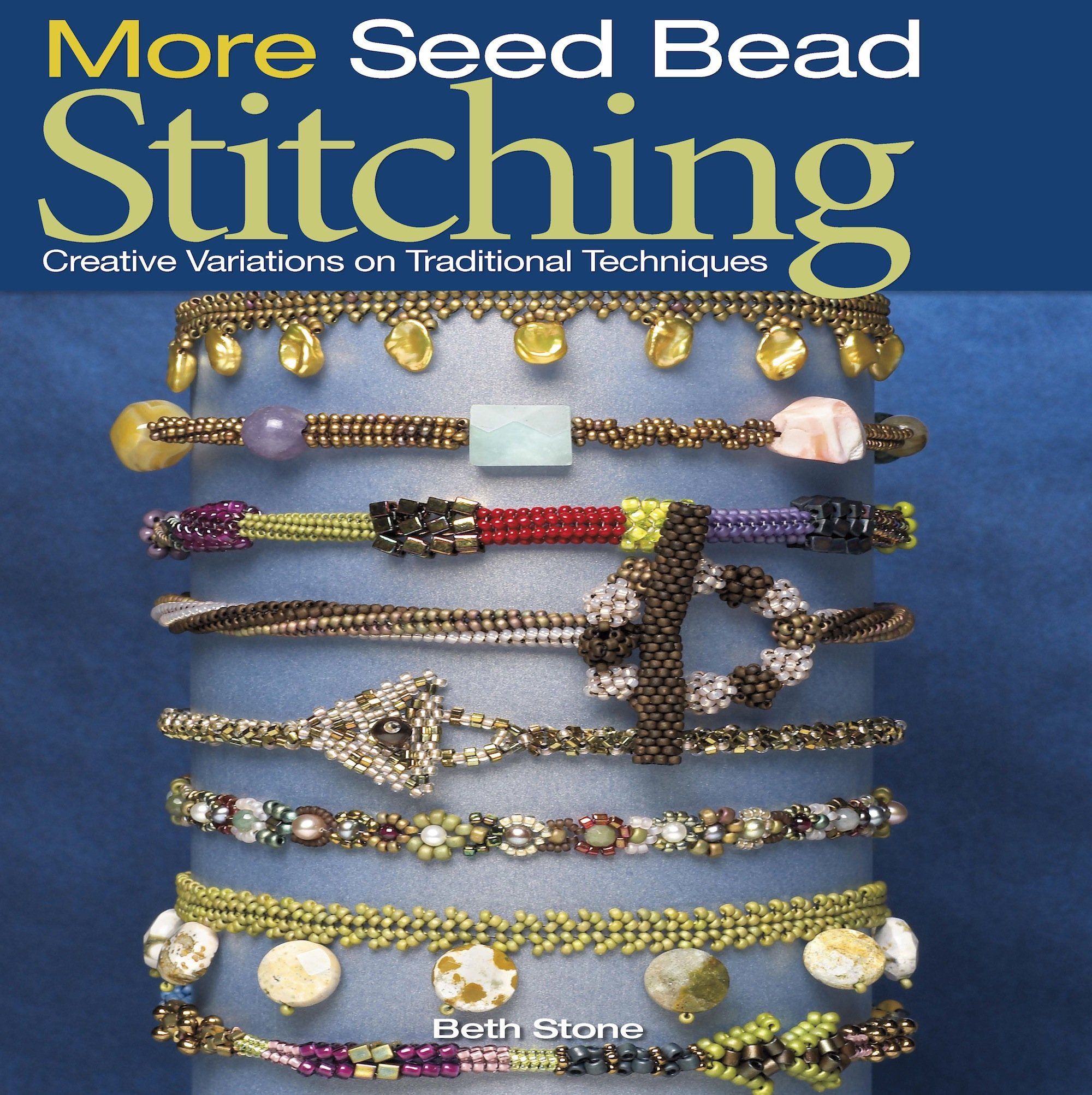 Modern and popular techniques for beading. Biseropedia is free