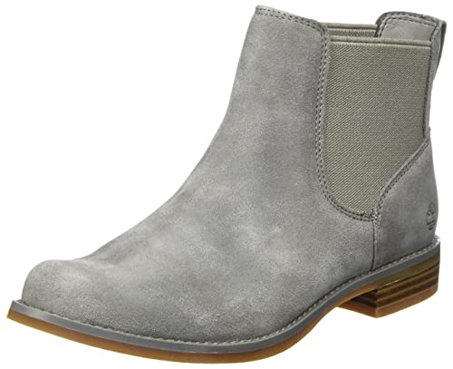 Timberland Damen Magby Pull-On Chelsea Boots
