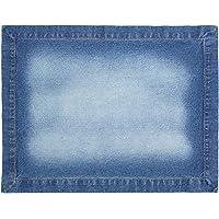 Jogo Americano (Kit com 2) Coleção Especiarias Acervo Panelinha Azul (Jeans) Algodão