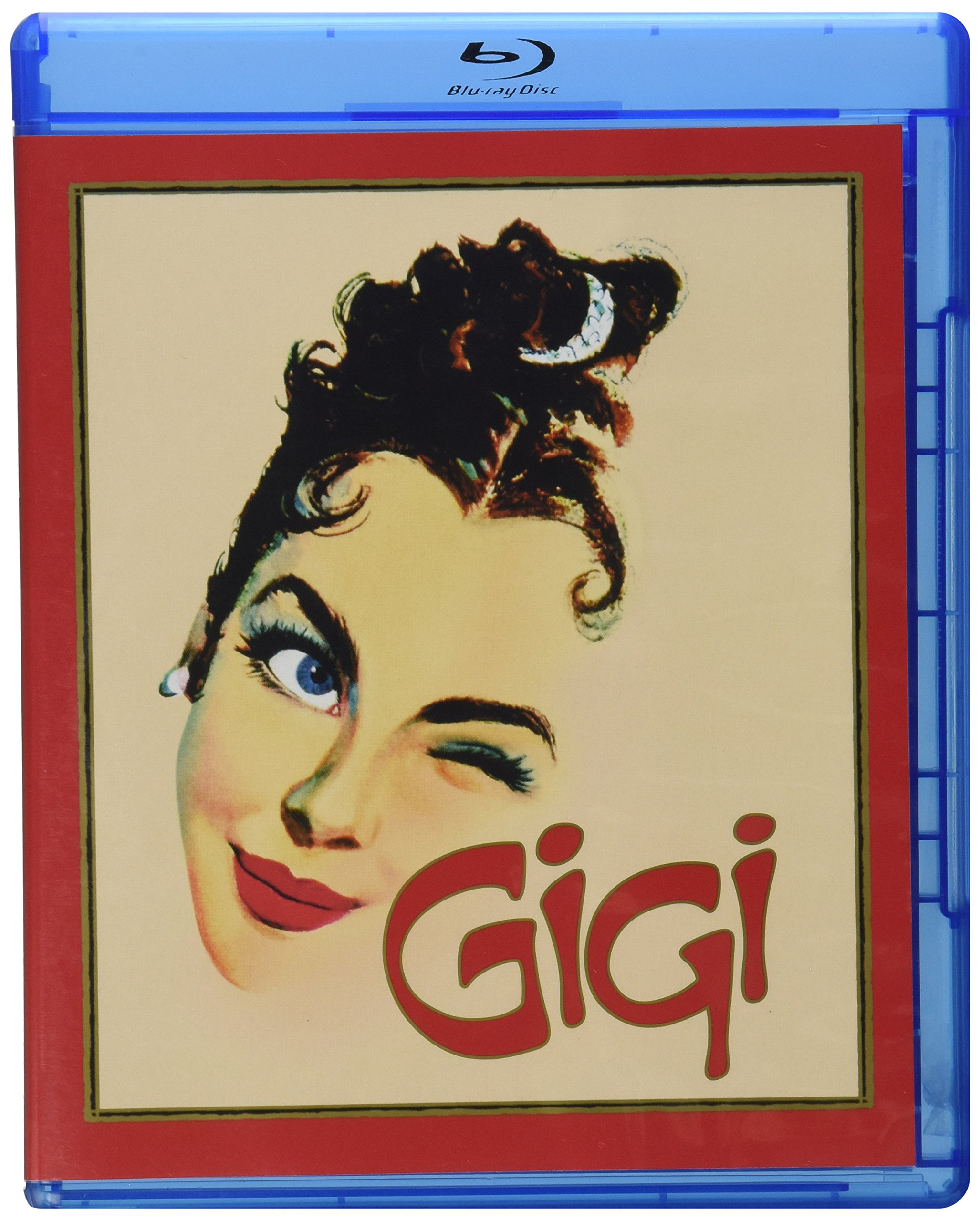 Blu-ray : Gigi (Remastered, Restored)