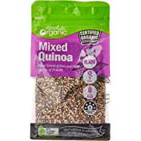 Absolute Organic Mixed Quinoa, 400 g