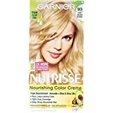 Garnier Nutrisse Nourishing Hair Color Creme, 93 Light Golden Blonde (Honey Butter), 3 Count  (Packaging May Vary)