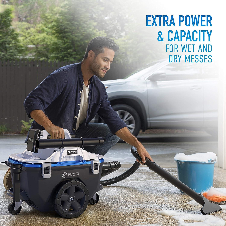 ONEPWR 20V Utility 3 Gallon Wet Dry