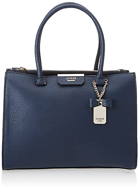 Guess Damen Top Handle Tasche, 13 x 23.5 x 31 cm