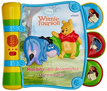Vtech Baby Pooh S Adventure Book