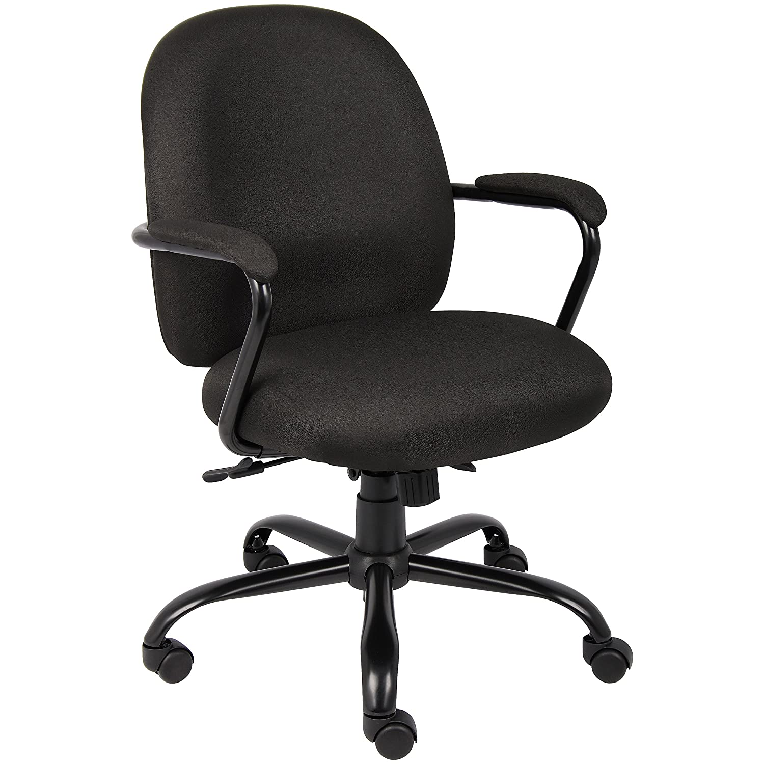 Amazon Boss fice Products B670 BK Heavy Duty Task Chair in
