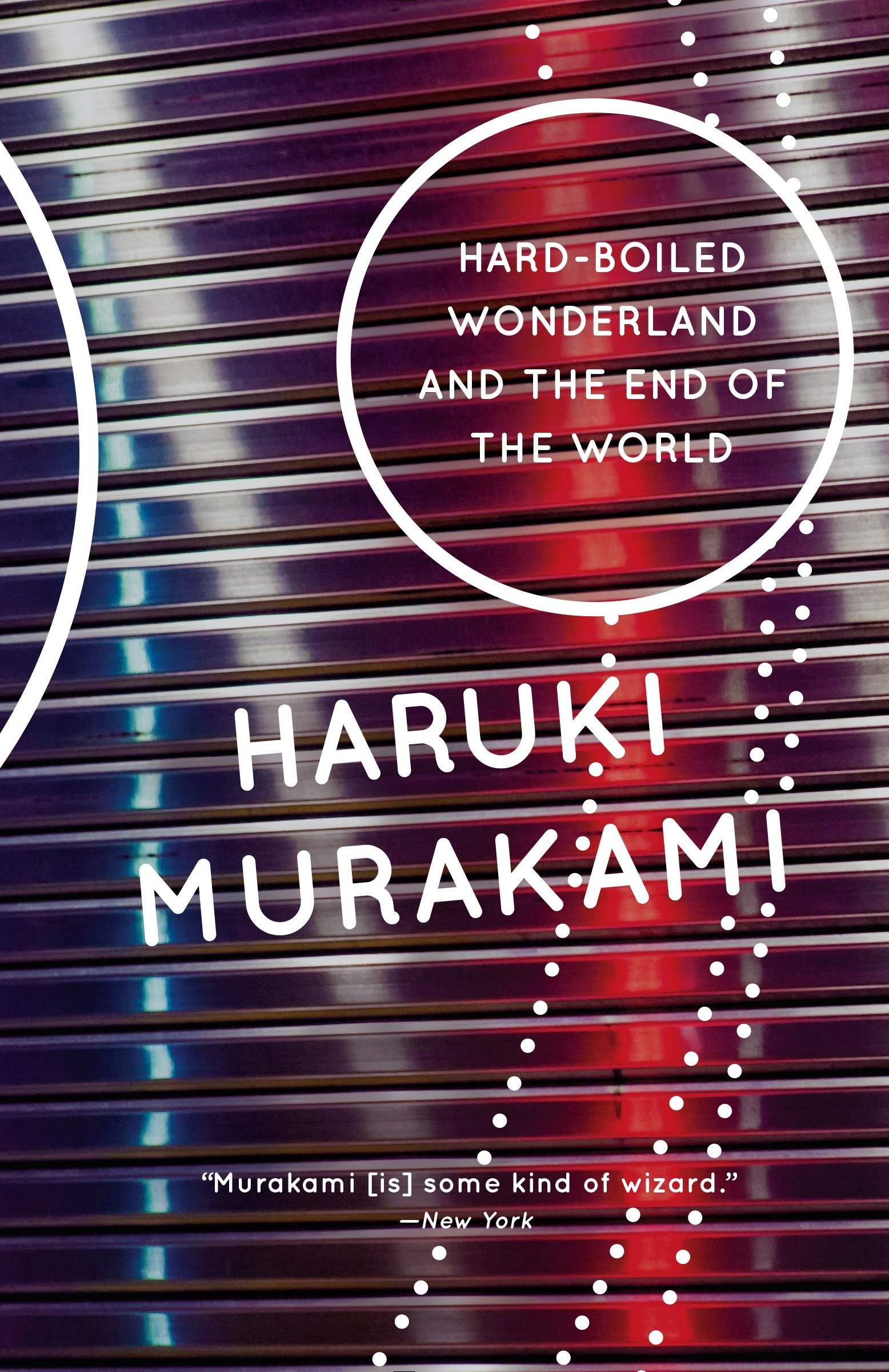 Murakami - Hardboiled Wonderland - Science Fiction Classics