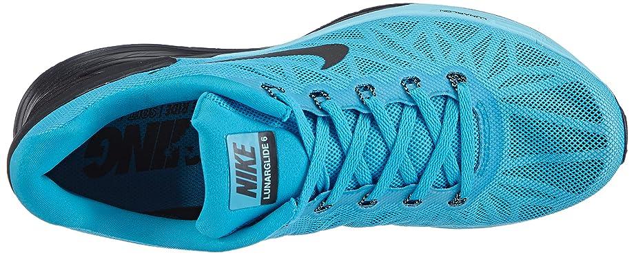 sale retailer 83a25 361ca ... discount code for amazon nike mens lunarglide 6 blue lagoon black td pool  blue running shoe