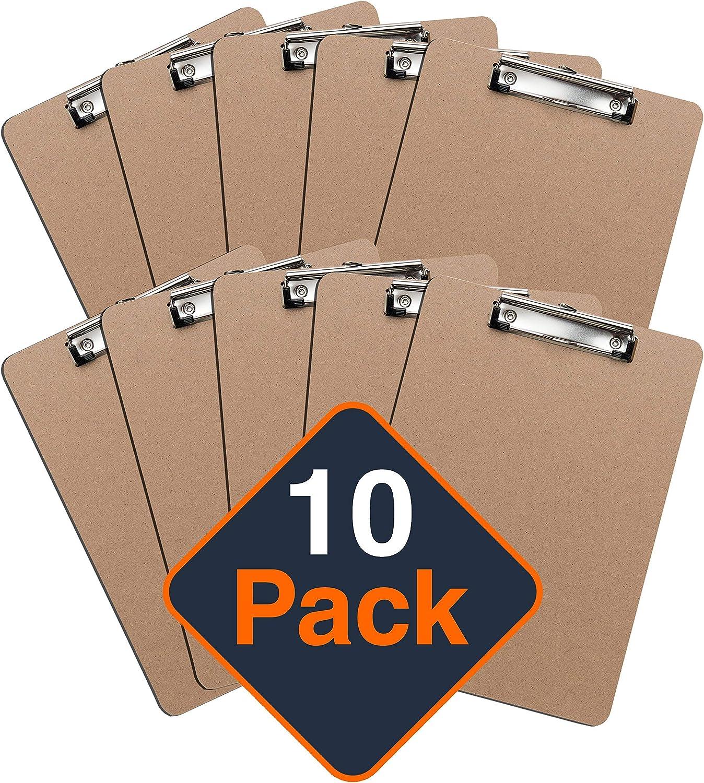 Aluminium Papier Ticket Tab Bill Briefpapier Clip Klemmer f/ür B/ürobedarf Silber 8 L/änge 30 cm