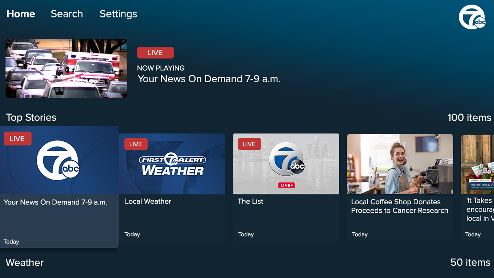 Amazon Com Wxyz 7 Action News Detroit Appstore For Android