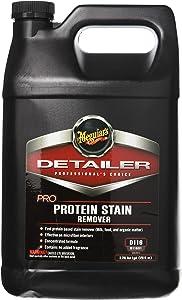 MEGUIAR'S D11601 Pro Protein Stain Remover, 1 Gallon, 1 Gallon, 1 Pack