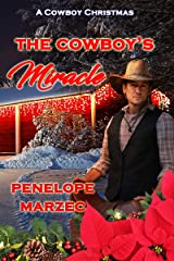 The Cowboy's Miracle (Christmas Holiday Extravaganza) Kindle Edition