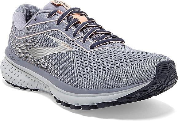 Brooks Ghost 12 Zapatillas de correr para mujer: Amazon.es: Zapatos y complementos