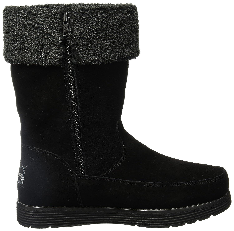 Skechers Toggles Black 48684BLK, Stiefeln 41 EU: