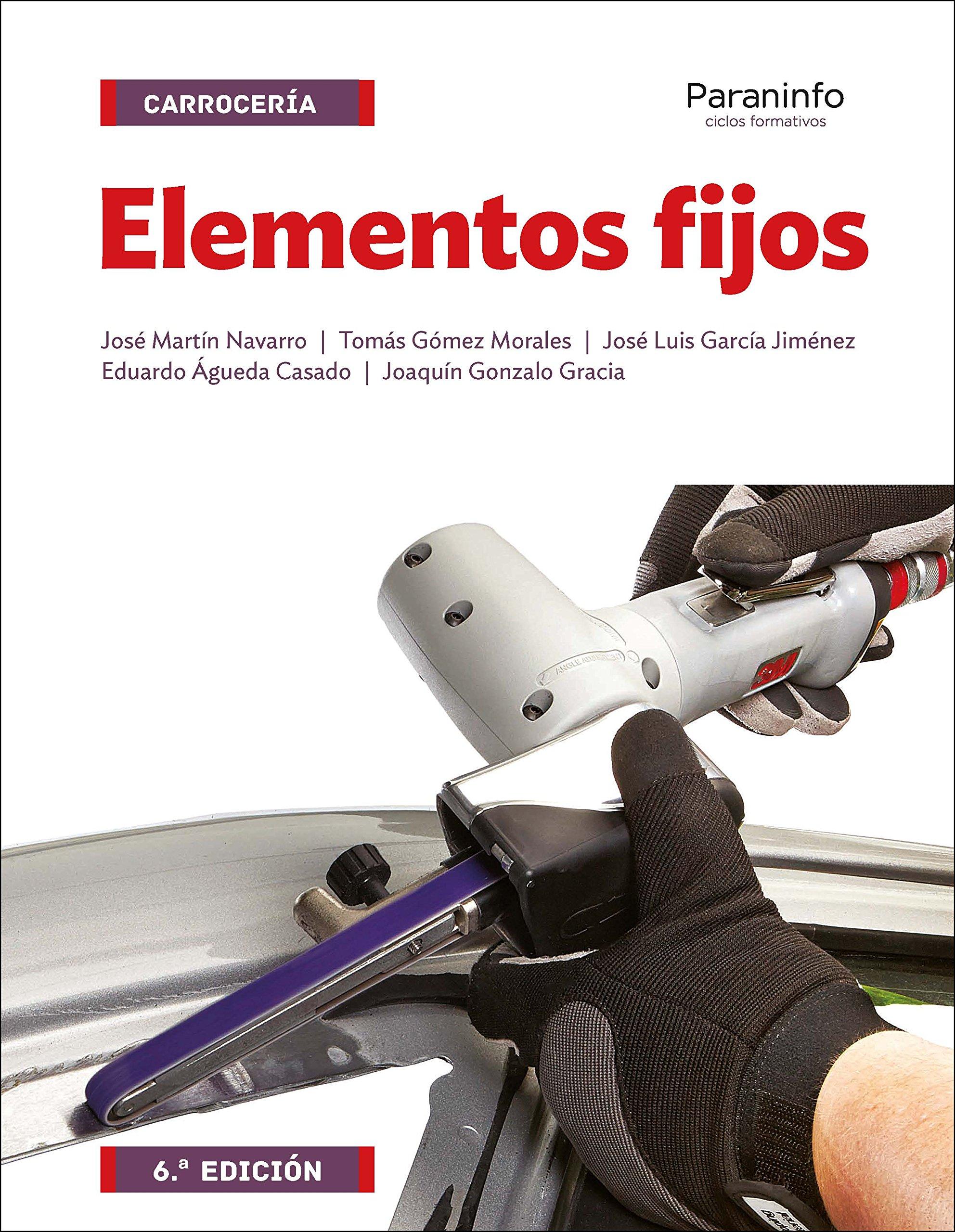 Elementos fijos: Amazon.es: ÁGUEDA CASADO, EDUARDO, GARCÍA JIMÉNEZ ...