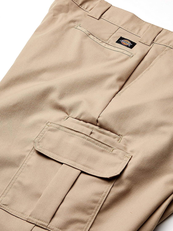 Dickies Men's Regular Straight Stretch Twill Cargo Pant Pantalon d'utilité Professionnelle Homme Desert Sand