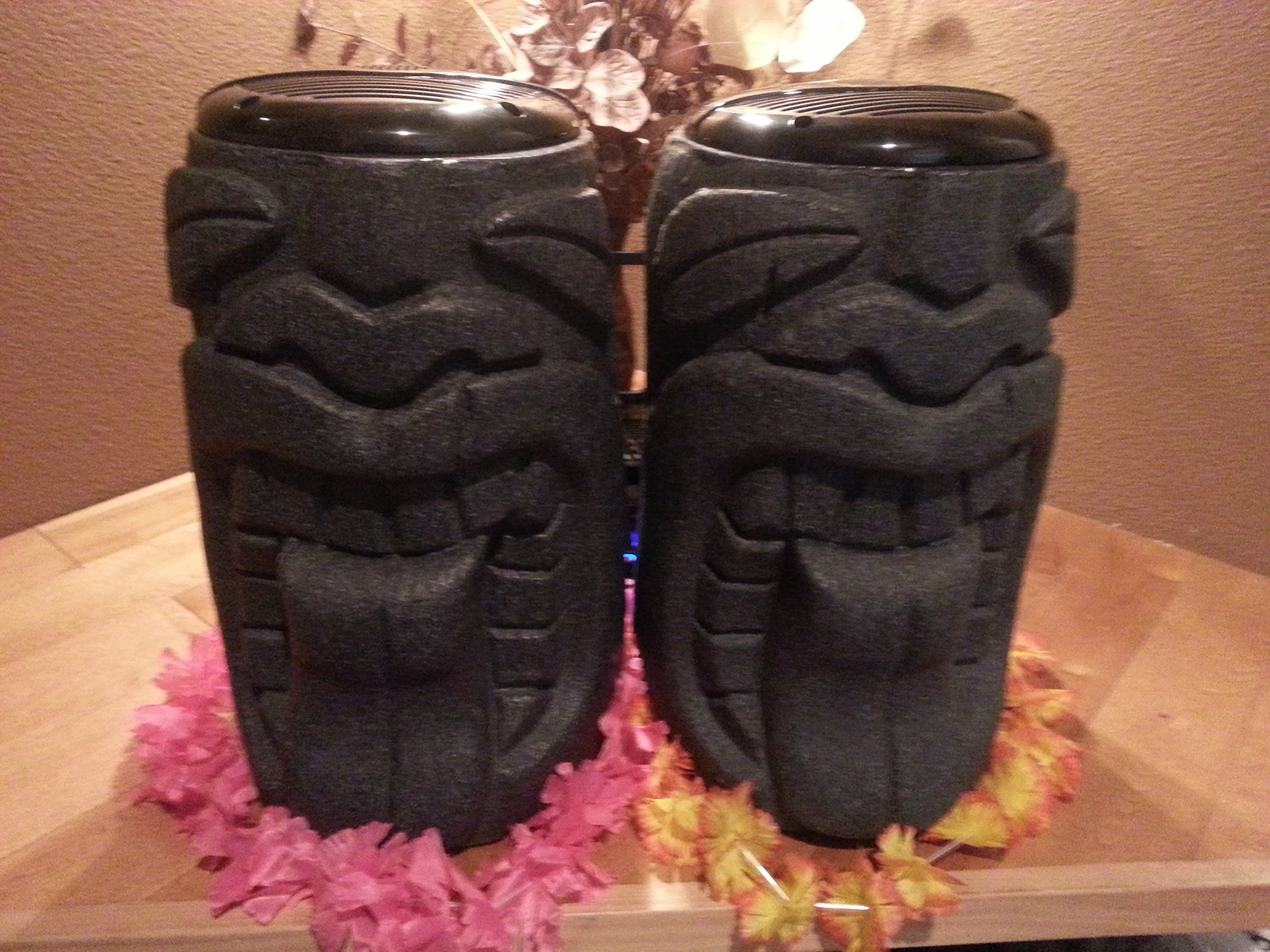 Tounge Tiki Speakers by The Tiki Shop