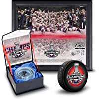 $99 » Washington Capitals 2018 Stanley Cup Champions Collectibles Bundle - Fanatics Authentic Certified - Other Game Used NHL Items