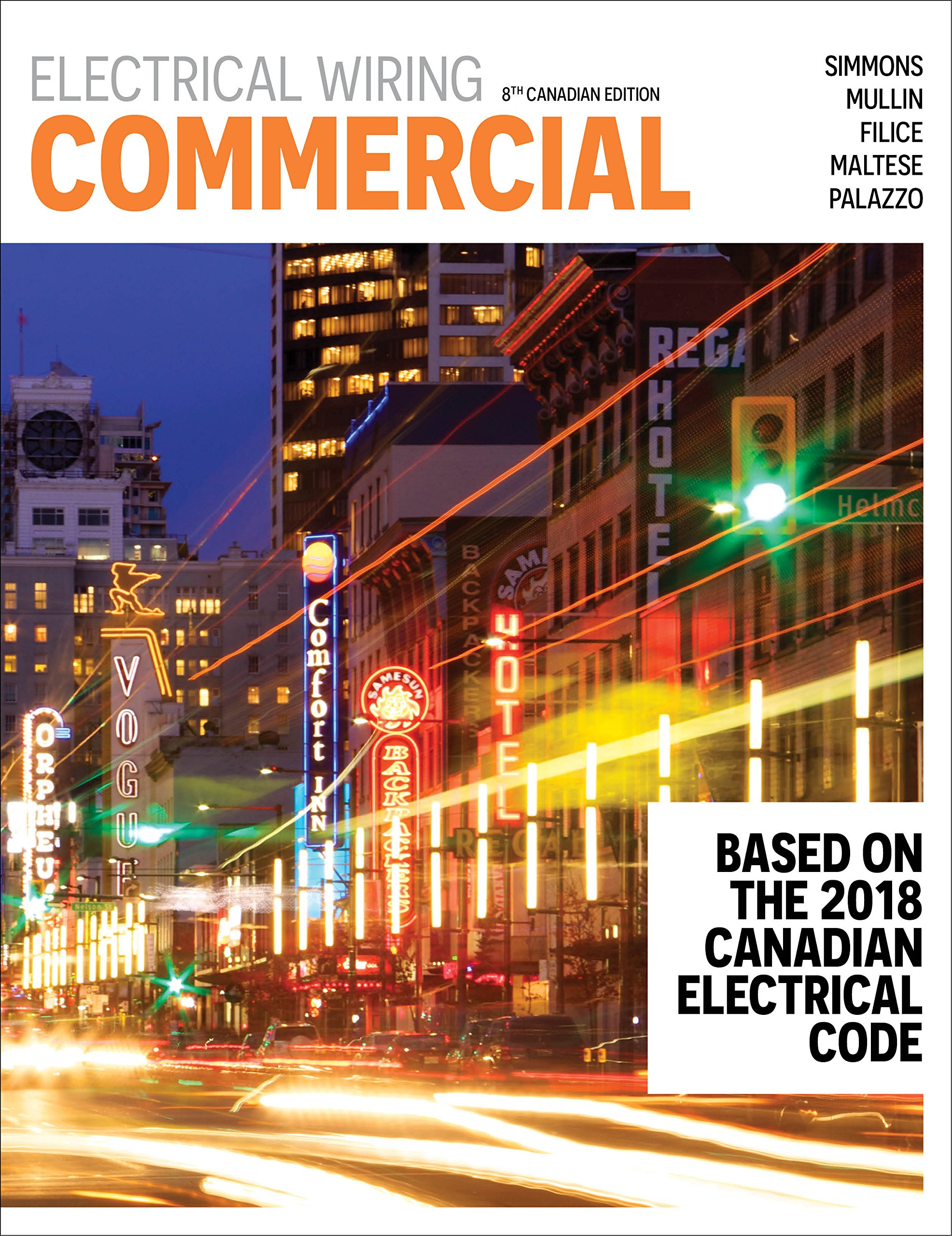 Electrical Wiring: Commercial: Ray Mullin, Phil Simmons, Sam ... on