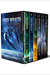 The Complete Void Wraith Saga: Books 1 - 6 in the Epic Military Science Fiction Series (Chris Fox Bundles) Kindle Edition