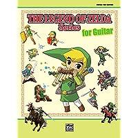 The Legend of Zelda Series for Guitar: Guitar