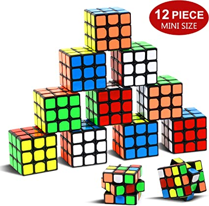 Puzzle number cube color random For Boys Girls Gift Developmental Toy ME