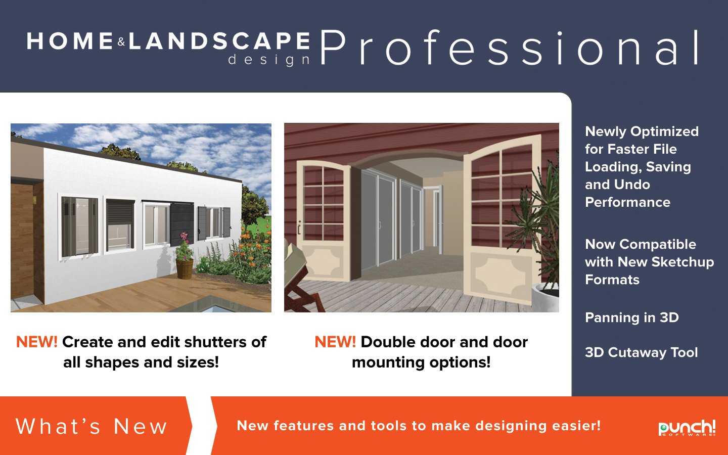 Punch home landscape design professional v19 home Windows home design software