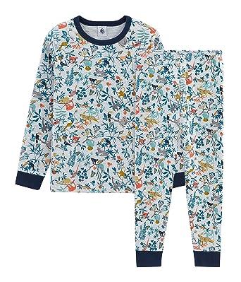 51455e382e576 Petit Bateau Bresil Ensemble de Pyjama Garçon  Amazon.fr  Vêtements et  accessoires