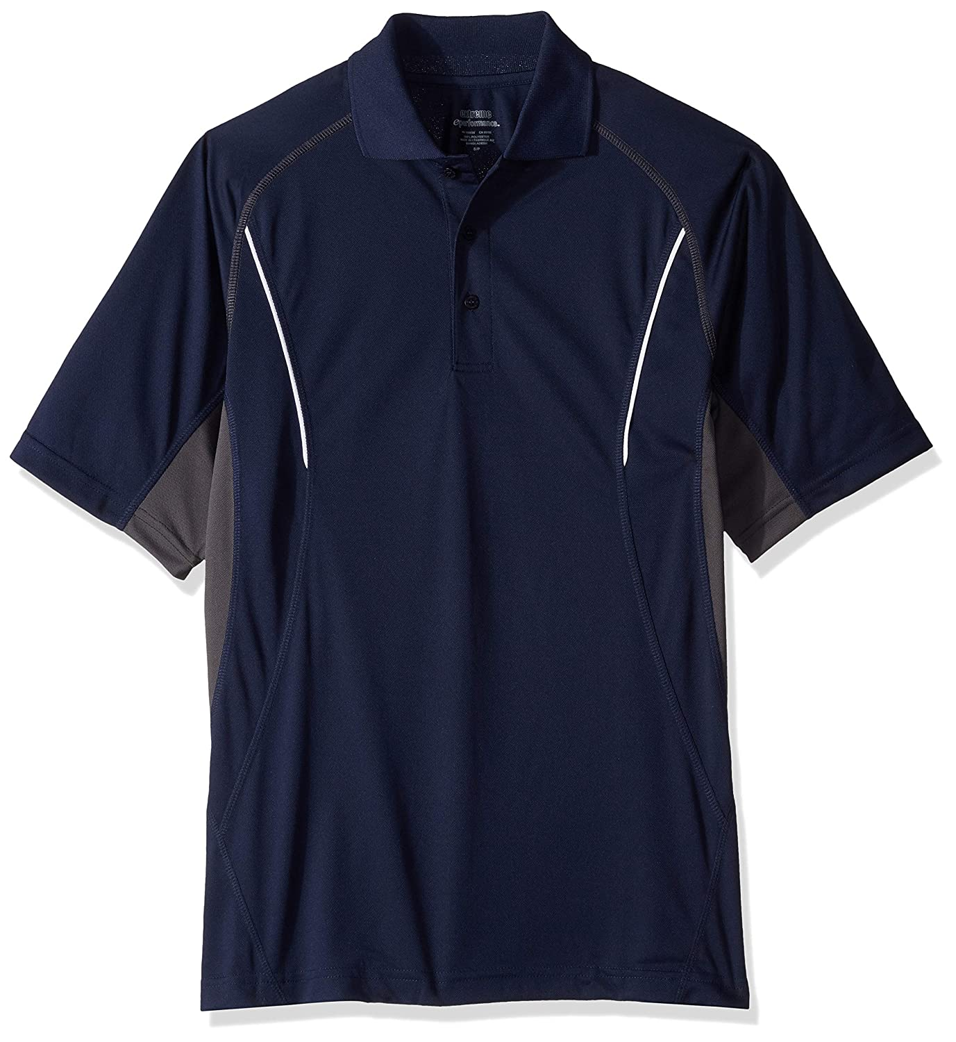Ashe Xtream Mens Eperformance Parallel Snag Protection Polo with Piping