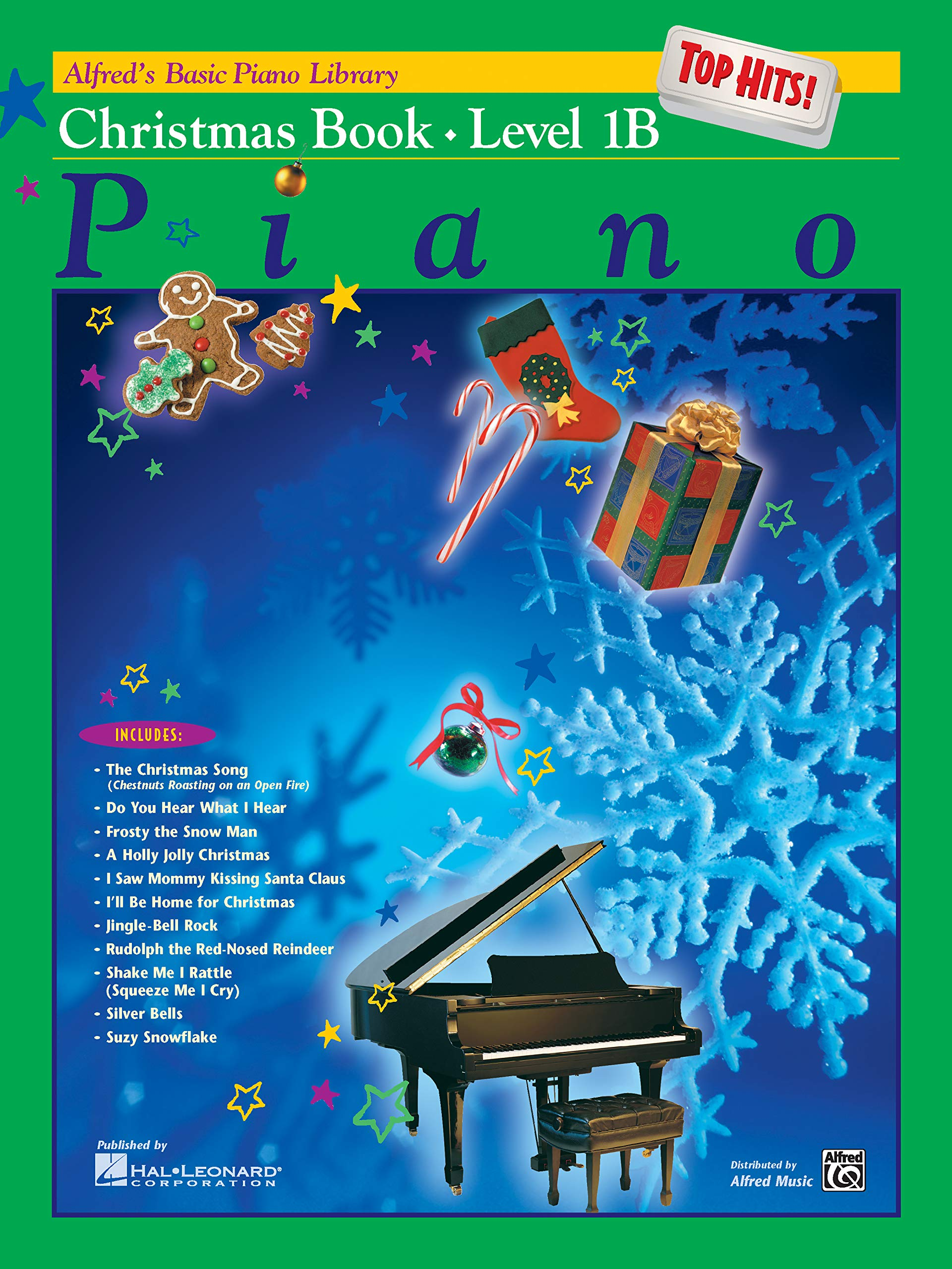 Alfreds Basic Piano Library Christmas