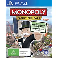Monopoly Deluxe Edition - PlayStation 4