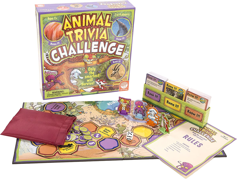 MindWare – Animal Trivia Challenge Game