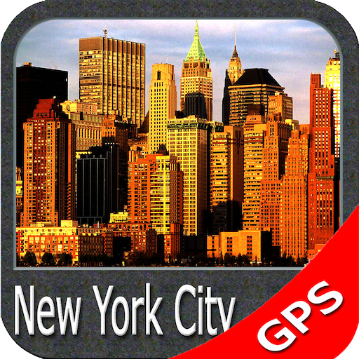 For sale NewYork City GPS Map Navigator