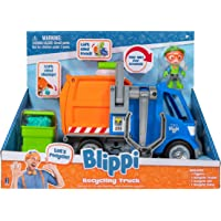 BLIPPI BLP0035 - Feature Vehicle - Blippi Recycling Truck
