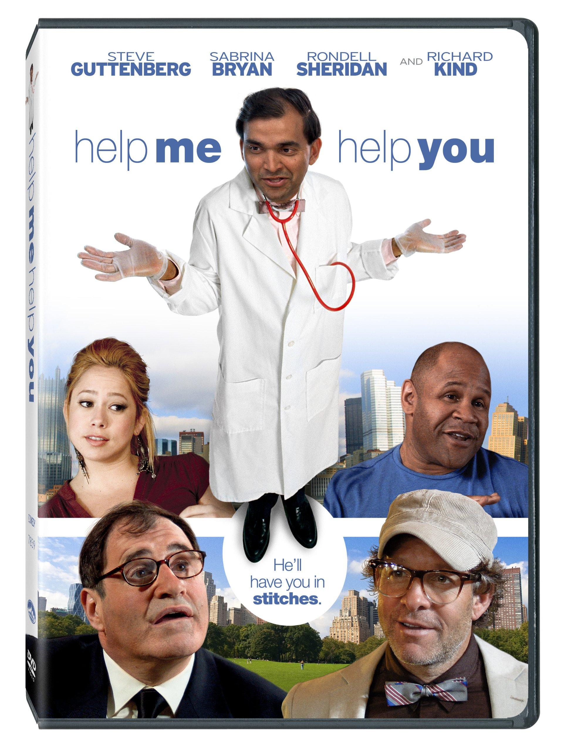 DVD : Help Me Help You (DVD)